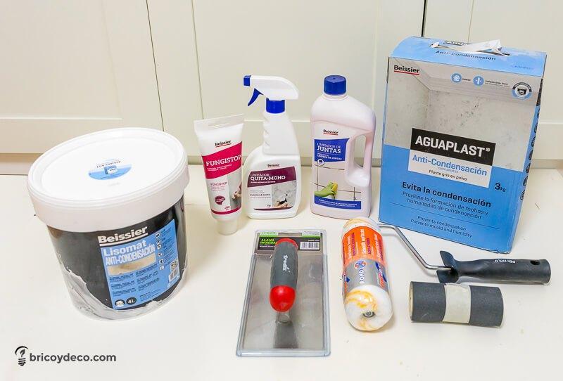 Cómo eliminar el moho de condensación y evitar que se vuelva a ...