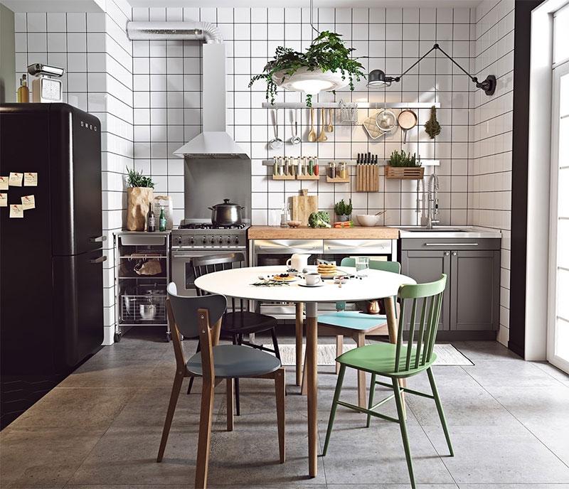 Con qué estilo decorar tu cocina