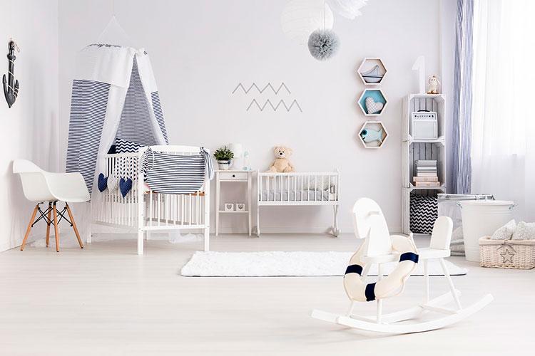 Ideas para personalizar una habitación infantil