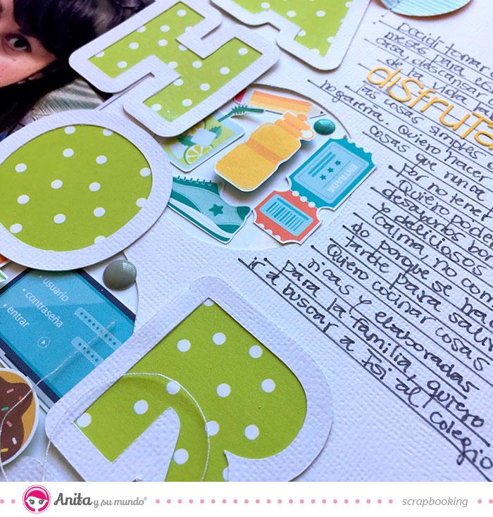 jounaling en layouts scrapbooking