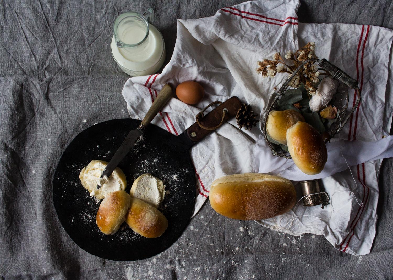 bollos-de-mantequilla