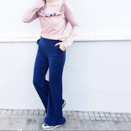 cinnamon trousers