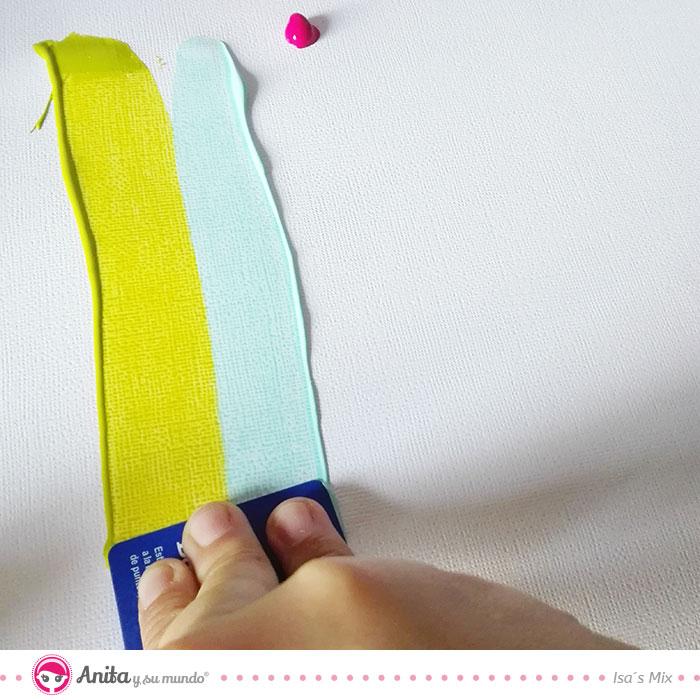 esparcir pintura sobre layout consejos