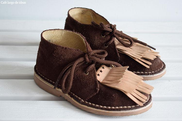 Cómo personalizar unas botas pisacacas, pisamierdas, safari o carapijos
