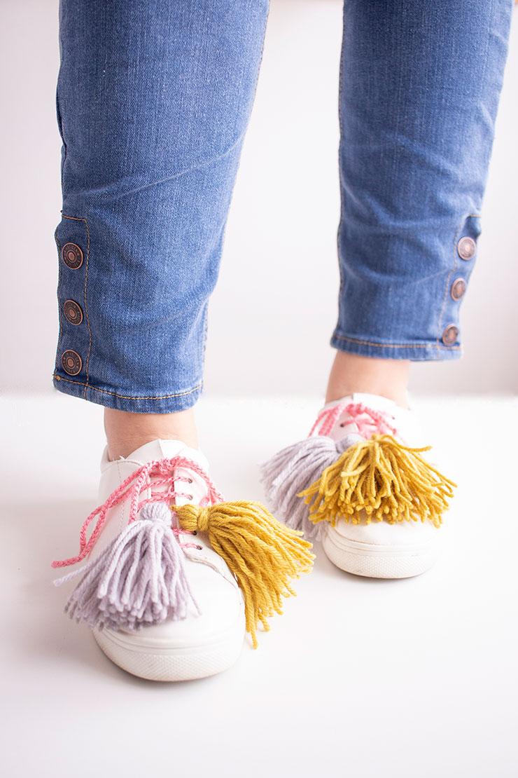 dale una segunda oportunidad a tus viejas zapatillas