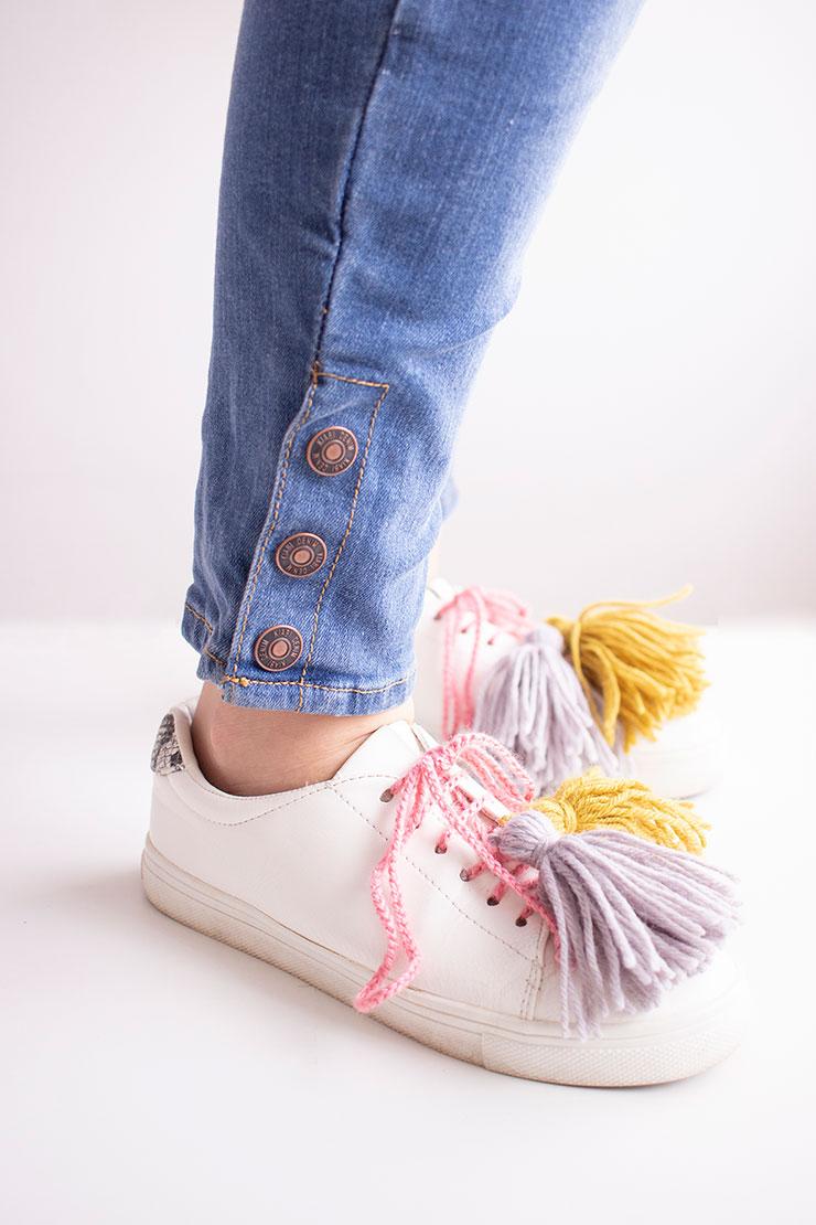 zapatillas customizadas