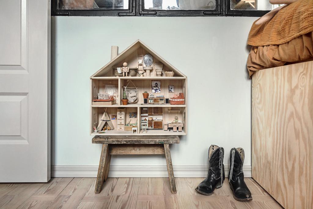 Habitación infantil en Estocolmo