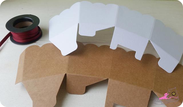 piñata con cajas