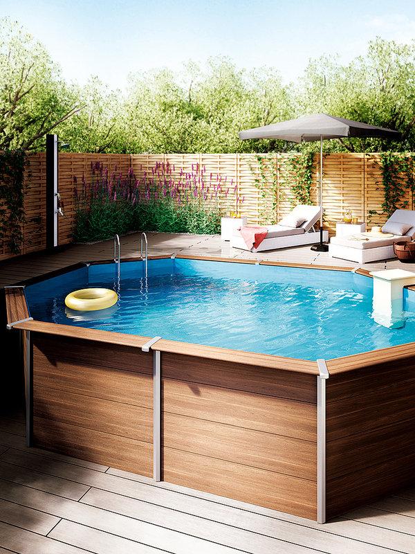 Tipos de piscina para el jardín