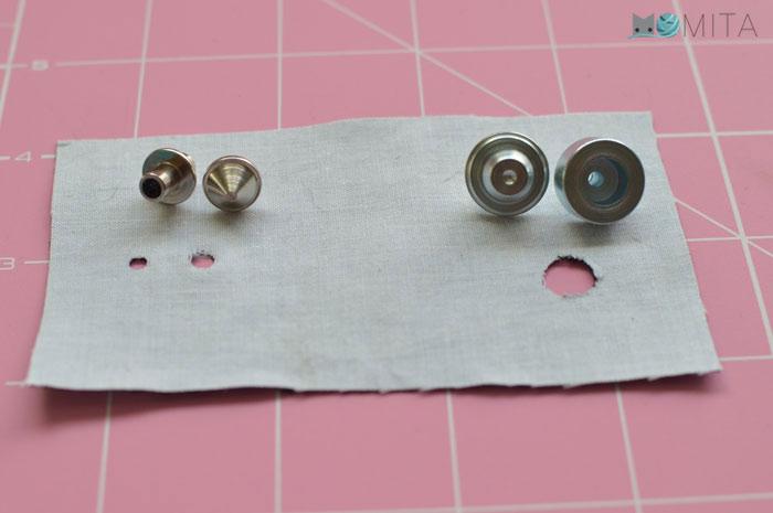 ojales metalicos