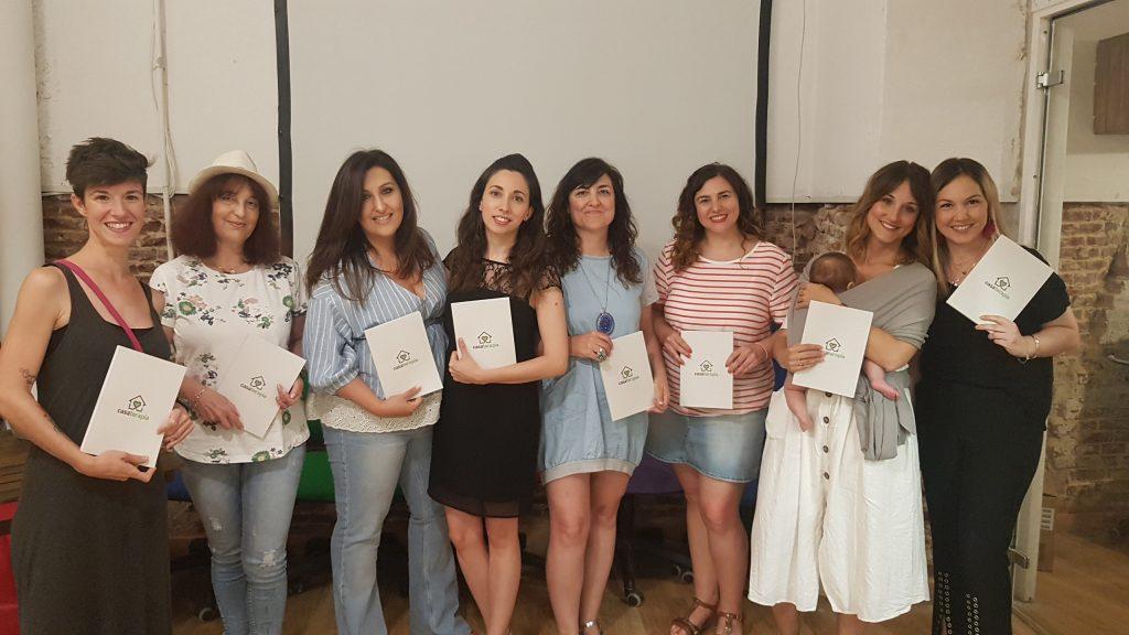 Casaterapia - Presentacion para blogueras de decoracion