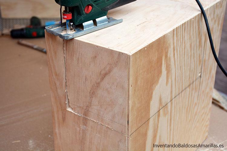 cortar-caja-madera