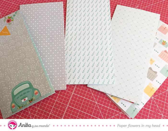 paginas interiores album boda