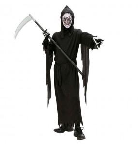 Disfraz de muerte para Halloween