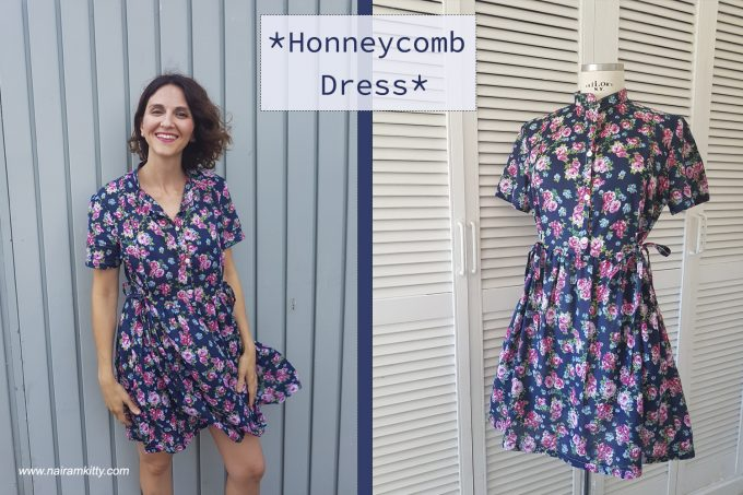 cocowawacrafts review honneycomb dress