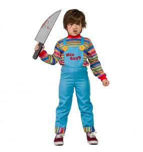 Disfraz de Halloween de Chucky