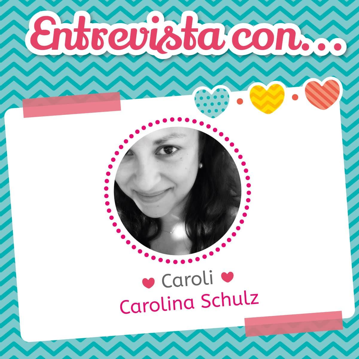Entrevista con Caroli Schulz diseñadora del equipo de Anita y su mundo