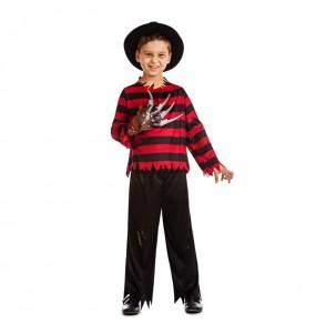 Disfraz de Halloween de Freddy Krueger