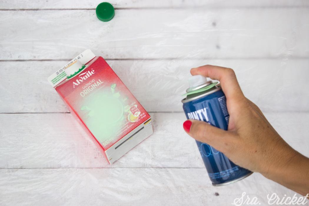 reciclaje envases carton manualidades