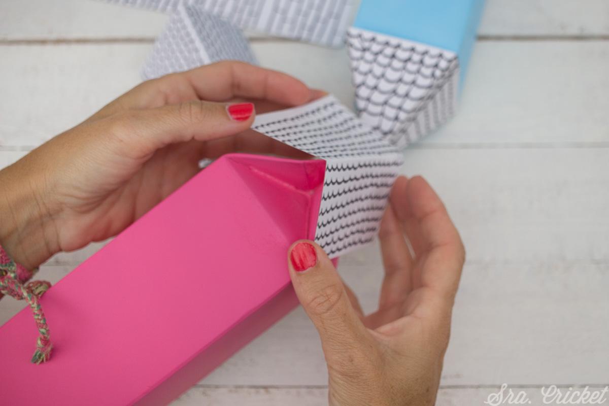 reciclar envases carton manualidades