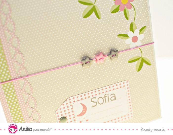 regalo para bebé personalizado: portadocumentos