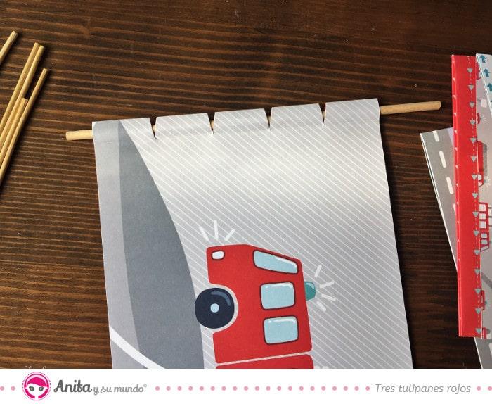cómo hacer una encuadernación piano hinde binding