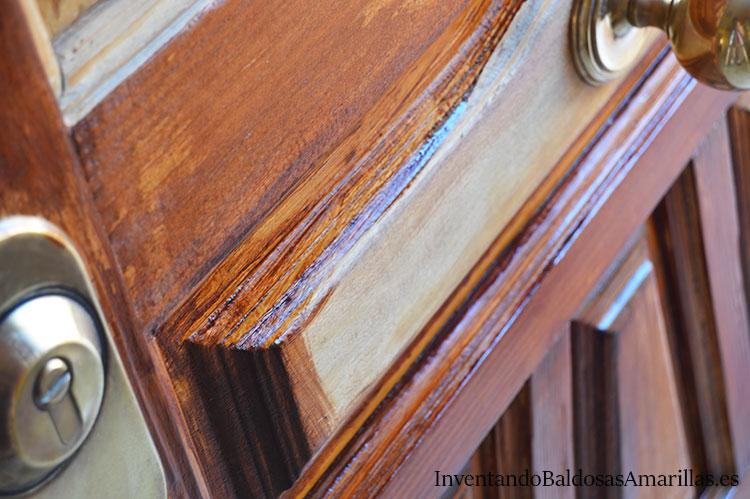 pintar-puerta-madera