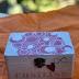 Decorar caja de pino con pintura chalkpaint y stencil
