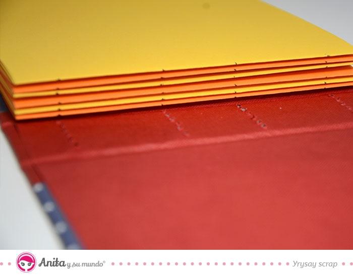 cómo hacer un libro a mano
