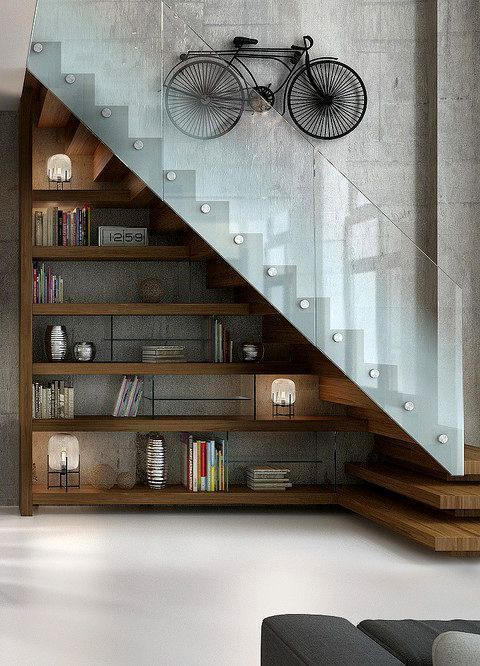 Ideas para decorar las escaleras