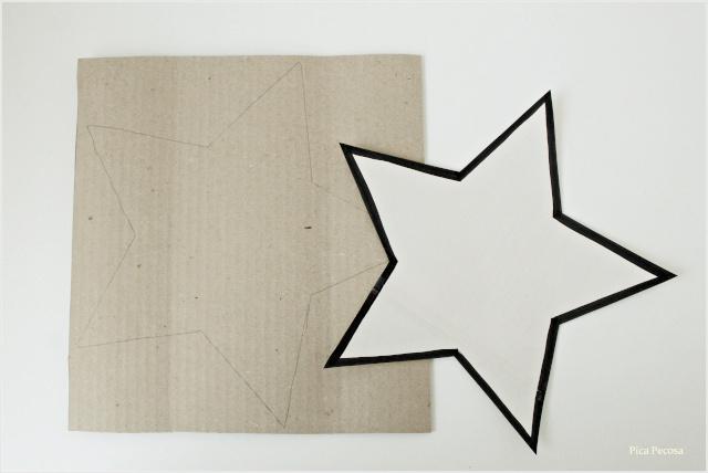 centro-mesa-navidad-estrella-carton-diy-paso-1