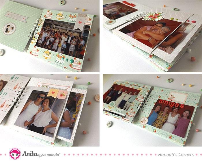 scrapbook para principiantes album de boda