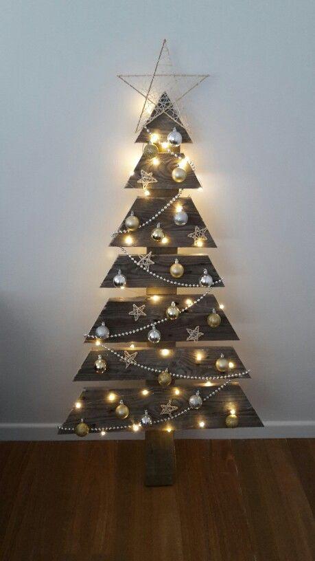 Ideas para árboles de Navidad DIY