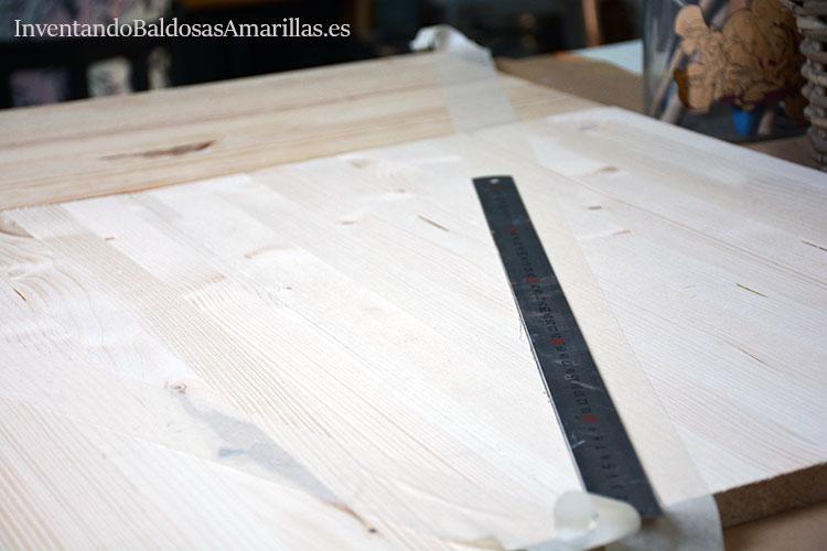 arbol-de-navidad-de-madera-tomar-medidas-regla