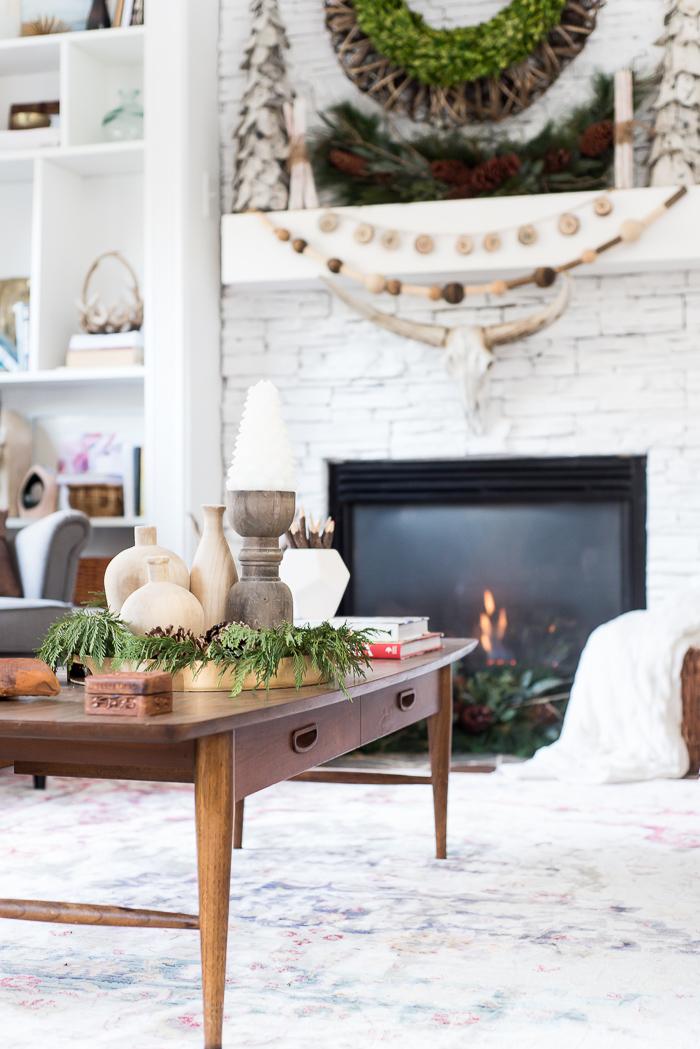 Decorar tu mesa en Navidad