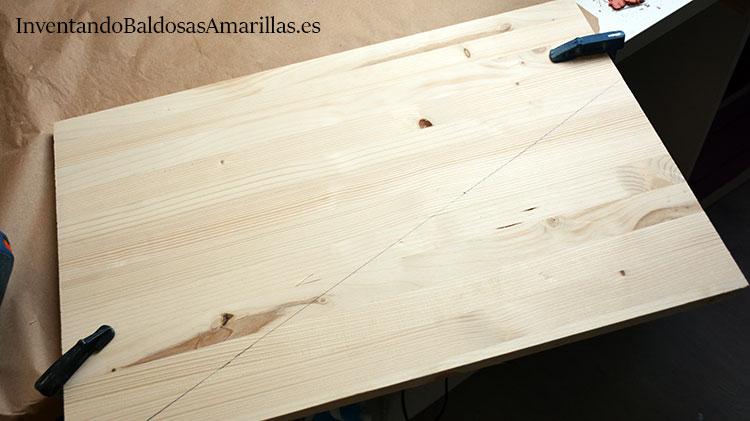Cómo hacer un árbol de Navidad de madera - Handbox Craft Lovers ...