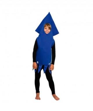 Disfraz de animal marino para niños Carnaval
