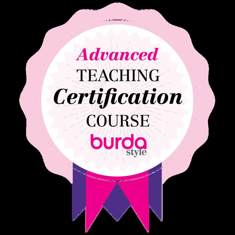 BurdaAdvancedCertificationRibbon