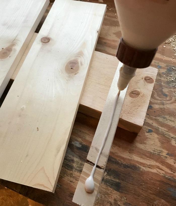 Cómo hacer mesa auxiliar DIY