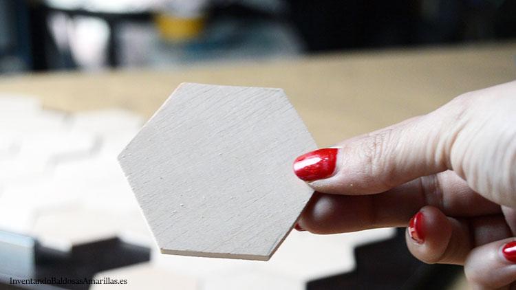 hexagono-pieza-de-madera