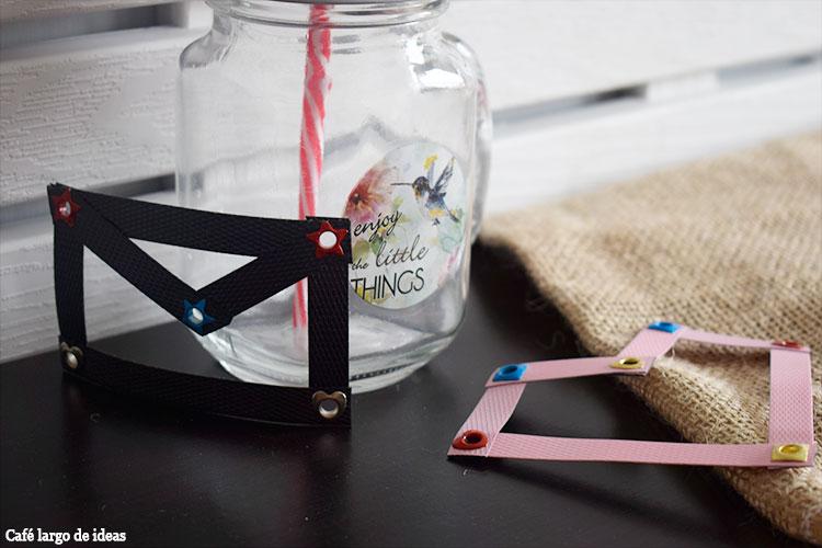 Cómo hacer tu propio marcapáginas o marcador de páginas con fleje