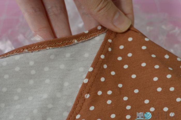 cinta transparente para ropa