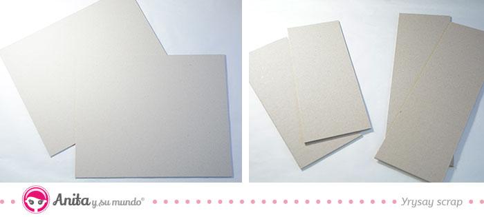 cartonaje para hacer cajas de recuerdos bebés