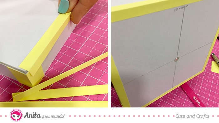 cómo reforzar una caja de chipboard