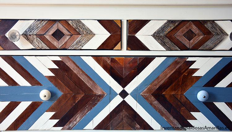 detalle-comoda-decorada-reciclar-muebles