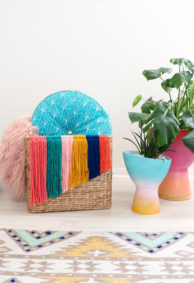 5_DIY_para_añadir_color_a_tu_hogar_este_verano_handmade_decoracion_wovenwickerbasket