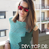DIY: Top de Rejilla