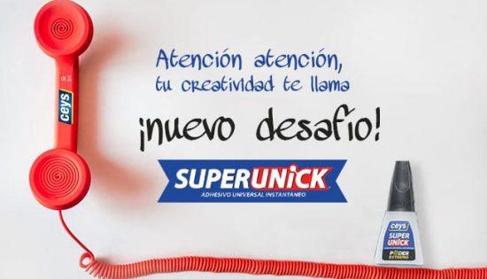 DESAFIO SUPERUNICK portada