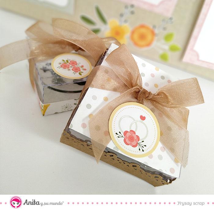 cajas bonitas para regalos de boda