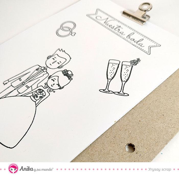 ideas divertidas de boda para niños